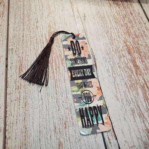 Bookmark - Do something every day