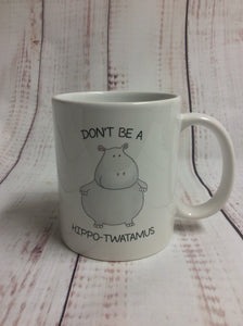 Fun mugs sweary words - My Other Child