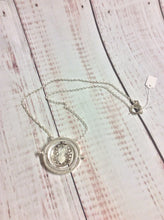 Load image into Gallery viewer, Time turner necklace, costume jewelry - My Other Child