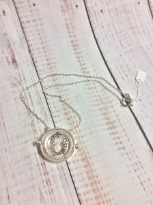 Time turner necklace, costume jewelry - My Other Child