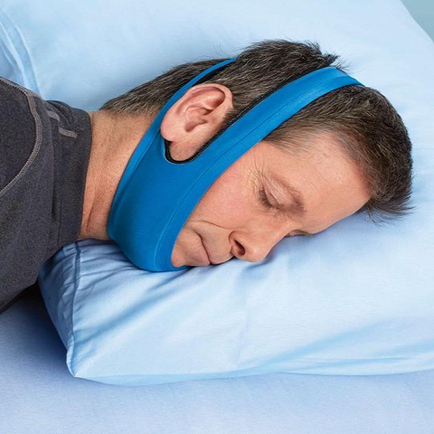Top Quality Sleep Care Anti Snore Chin Strap Snoring Belt