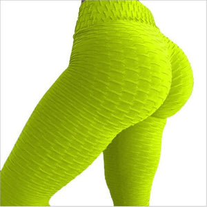 Women's High Waist Sexy Fitness Push Up Workout Leggings