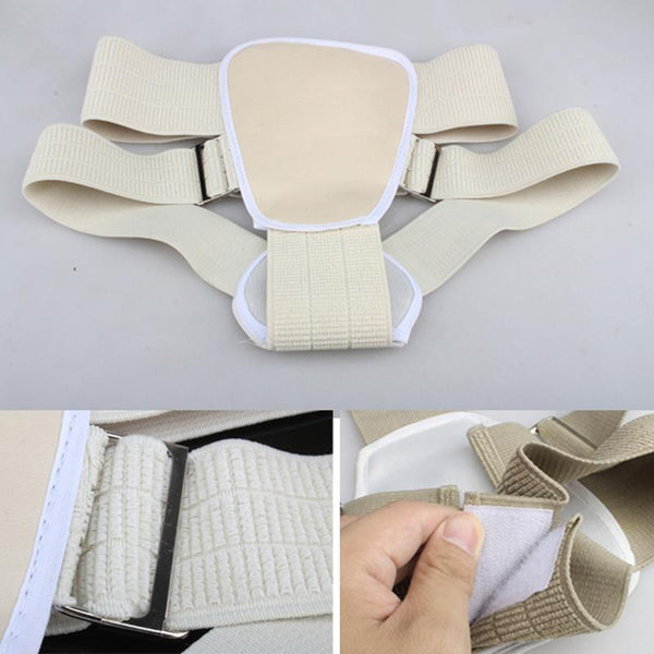 Adjustable  Back Posture Corrector Rectify Brace Posture Correction Therapy Belt Humpbacked Preventing Back Shoulder Support Belt