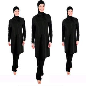 Modesty style Muslim Swimwear Swim clothing For Muslim Women Girls