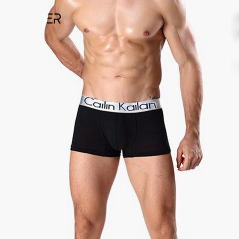 Men's Sexy Soft Comfortable Breathable Modal Underwear Undershorts Underpants Boxers Panties Boxer Shorts