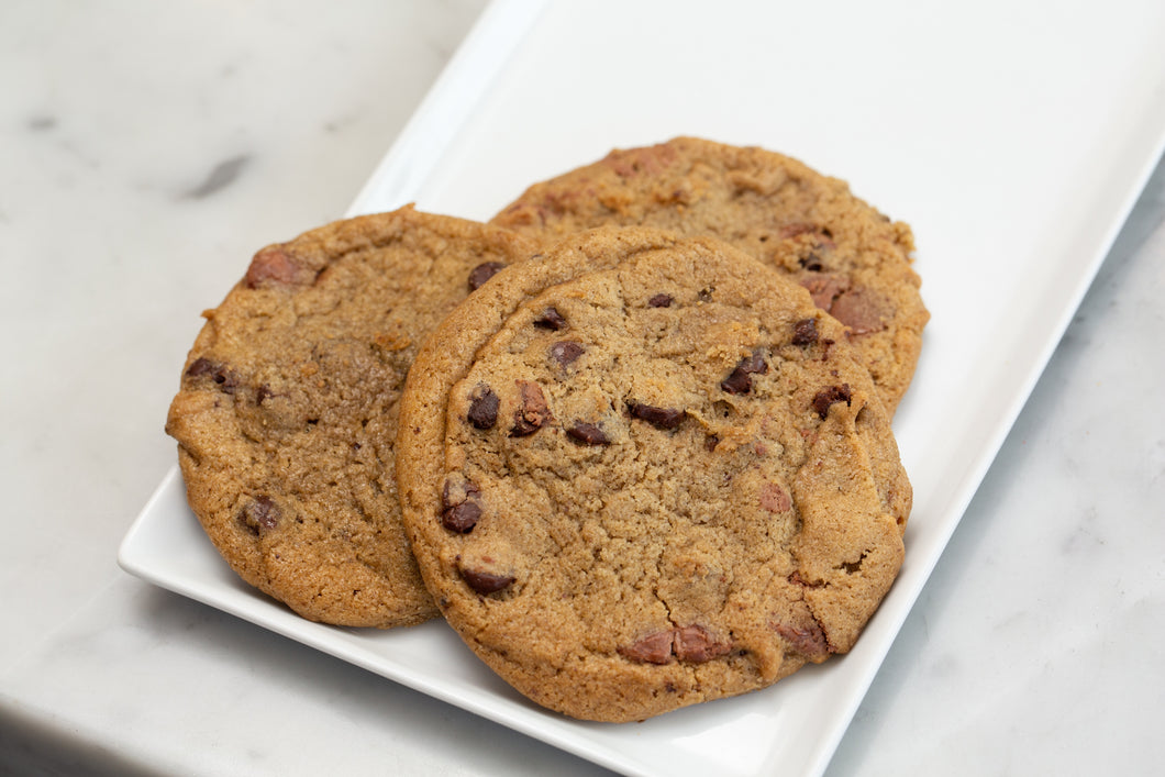 Cravory Ultimate Chocolate Chip Cookies