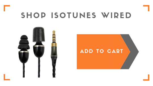Shop ISOtunes Wired