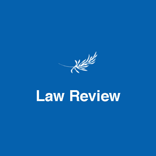 Law Review - Edupharmtech