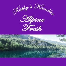 Load image into Gallery viewer, Alpine Fresh