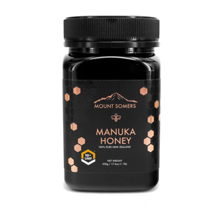 Mount Somers UMF 10+ Manuka Honey