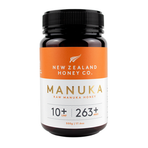 New Zealand Honey Co. UMF 10+ Raw Manuka Honey