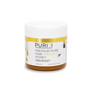 PURITI UMF 20+ Premium Pure Raw Manuka Honey
