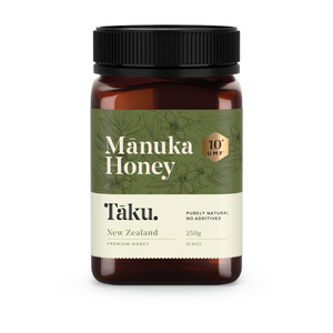 Taku. UMF 10+ Manuka Honey