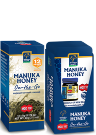 Manuka Health Manuka Honey On-the-Go MGO 100+