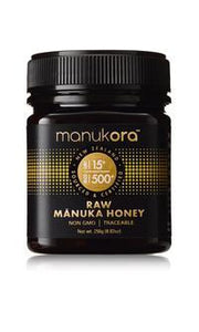 Manukora UMF 15+ Raw Manuka Honey MGO 500+
