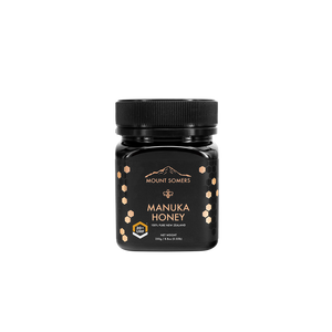 Mount Somers UMF 20+ Manuka Honey