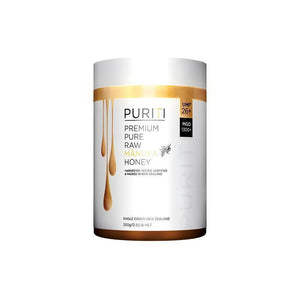 PURITI UMF 26+ Premium Pure Raw Manuka Honey