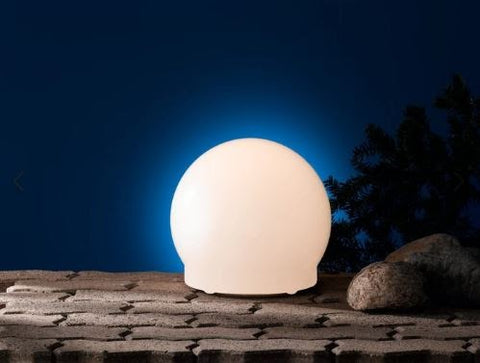 white outdoor table lamps for garden