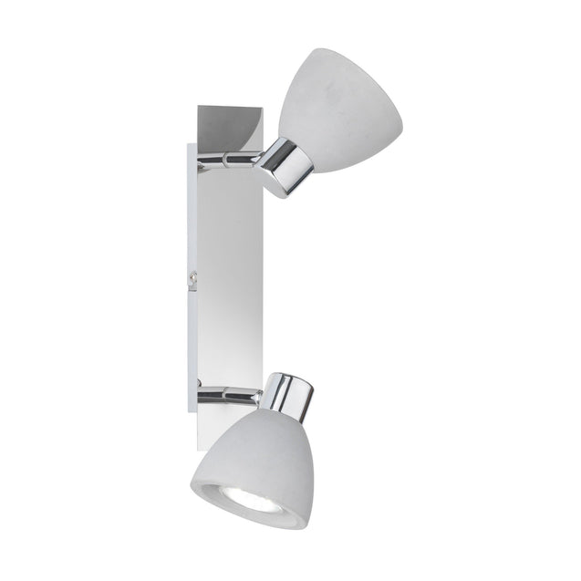 Wofi Veria Wall Spotlight 2 Bulb