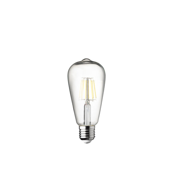 Wofi LED Dimmable Bulb ST64 E27
