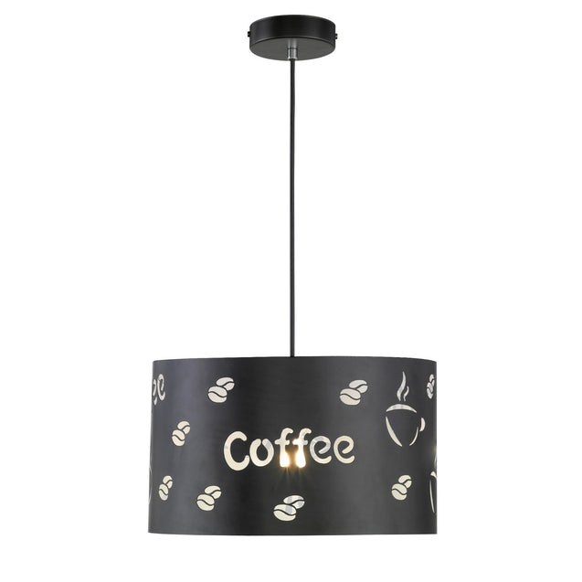 Wofi Tuva Coffee Pendant Light