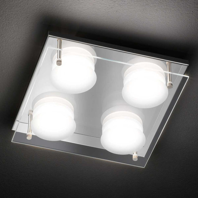 Action Envy Quad Ceiling Light