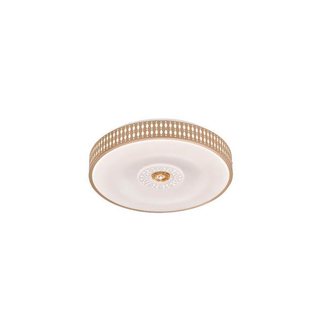 Navigare Delaware Ceiling Light 1 Light Source Gold