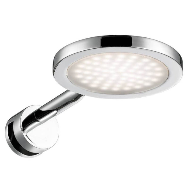 Wofi SPA SURI LED Chrome Wall Light