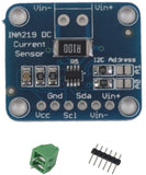 CJMCU-219 INA219 I2C Interface Bidirectional DC Current/Power Monitoring Sensor Module