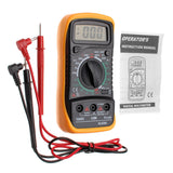 XL830L Digital Multimeter Voltmeter/Ammeter OHM Multimeter AC DC/Rods with diode