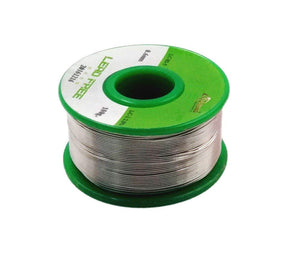 100g 99Sn 0.3Ag 0.7Cu Lead free 0.6 mm tin wire solder wire with rosin core flux welding wire