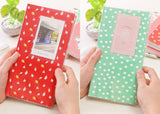 2 x Instant instax Photo Album Card Holder for Fujifilm Instax Mini 7s 8 25 90 50s & Polaroid Snap