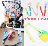 8 x Multicolor Dummy Clip Soother Holder Clip Washable Plastic Clips fit Dummies & soothers