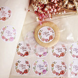 240x adhesive stickers tags labels for party wedding boxes bags cupcake
