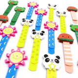 20 Wood Bookmark Page Clip Animal Book Marker Kids Party Favours Children Party Bag Birthday Gift