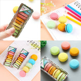 25 Novelty pencil eraser set rubber toy for children birthday favours for kids party bag filler