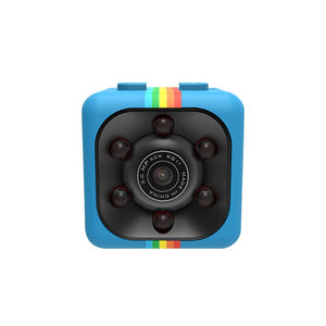Mini Camera with Night Vision & Motion Sensor
