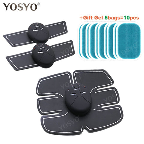 Image of EMS Hip Trainer Muscle Stimulator ABS Fitness Buttocks Butt Lifting Buttock Toner Trainer Slimming Massager Unisex