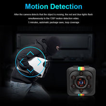 Image of Mini Camera with Night Vision & Motion Sensor