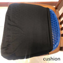 Image of Magic Cushion &amp Free Non-slip Washable Cover