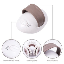 Image of 3D Electric Full Body Slimming Massager Roller