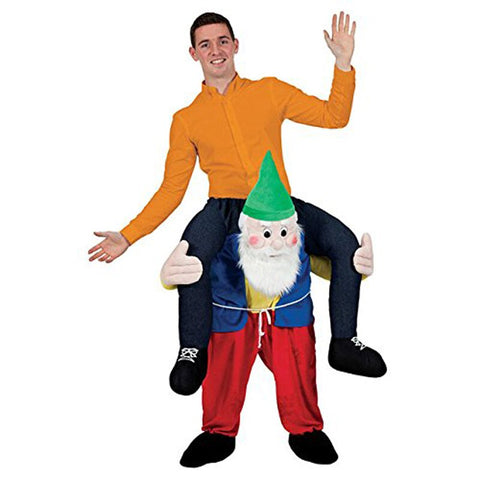 Ride A Gnome Costume
