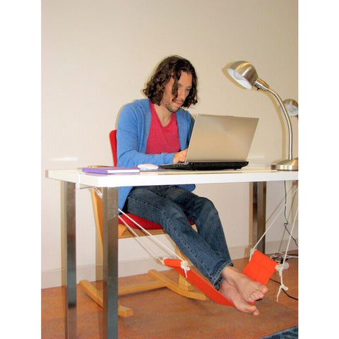 Image of Desk Feet Hammock