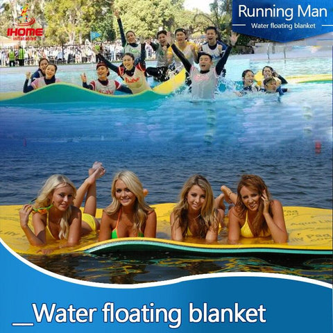 Image of Water blanket water floating bed the softest water float mat