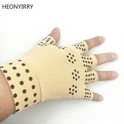 Magnetic Fingerless Gloves