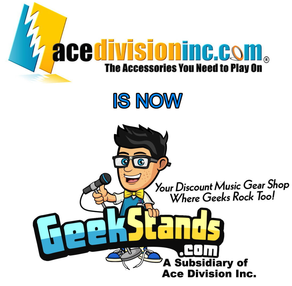 Ace Division Inc Is Now GeekStands.com