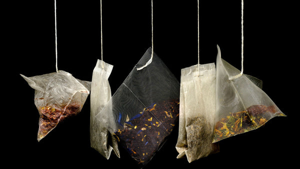 What Are Tea Bags Made Of? | The Toxic Truth