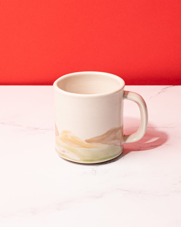 Handmade Ceramic Tea Mug