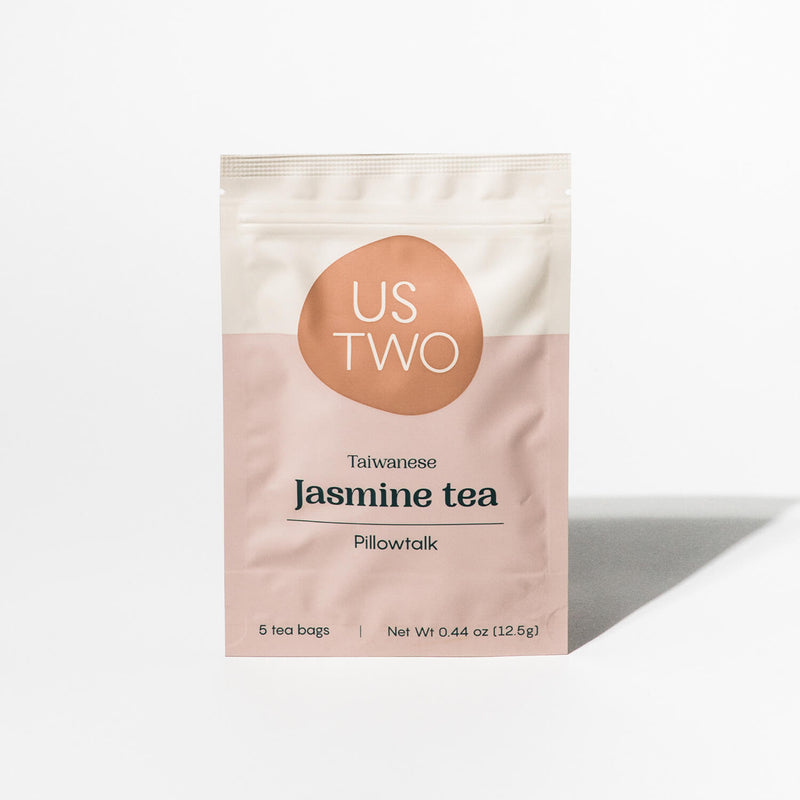 Pillowtalk: Jasmine Tea