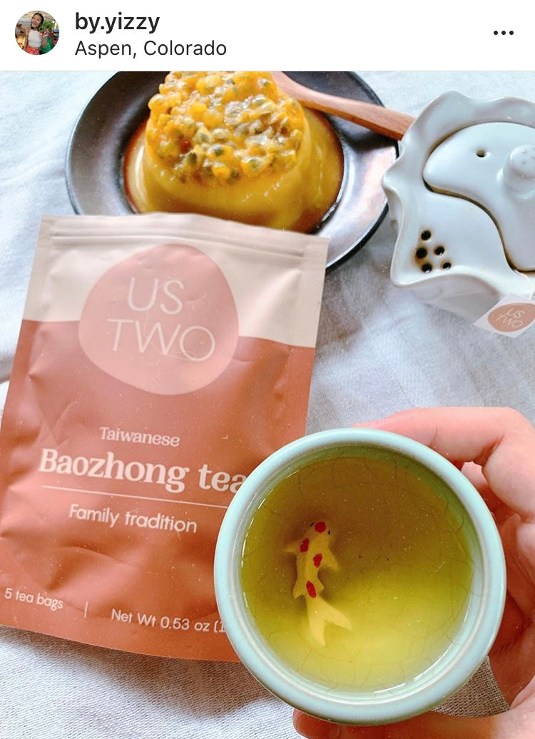 The Classic: Oolong Tea and BaoZhong Tea
